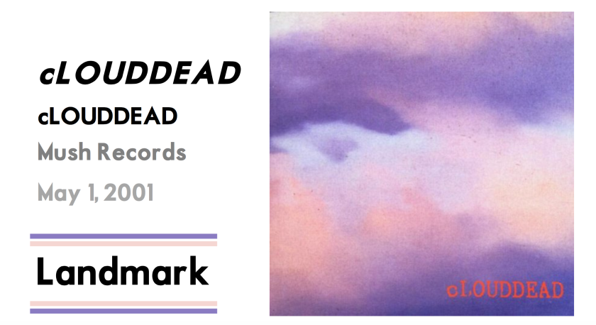 cLOUDDEAD Landmark Card