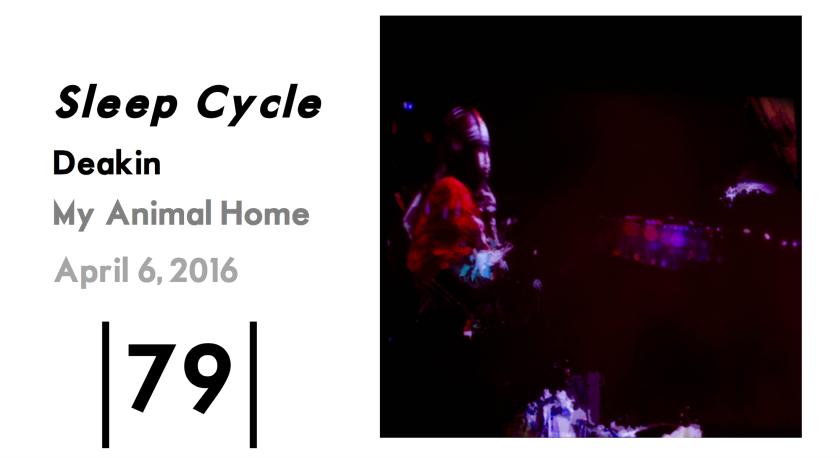 Sleep Cycle Score
