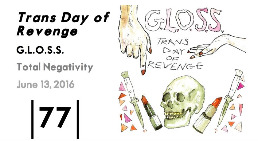 Trans Day of Revenge Score